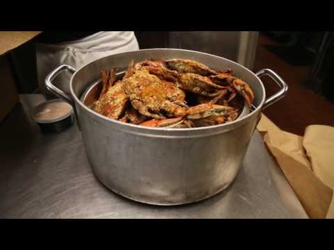 Reheat Crabs - Tutorial