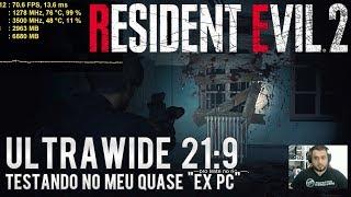 Resident Evil 2 Ultrawide Videos - 9tube tv