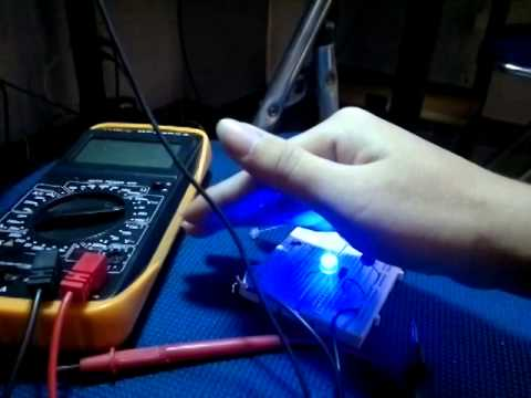 How to make a Simple Light Sensor