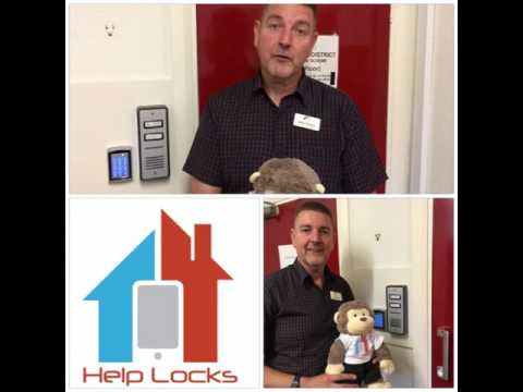 Video Review for Help Locks Locksmiths, Leeds, Wakefield & West Yorkshire From Rothwell Live At Home
