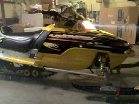 Best Snowmobile EVER made... EVER!!!