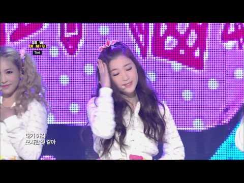 Tint - Love At First Sight, 틴트 - 첫 눈에 반했어, Show Champion 20131030