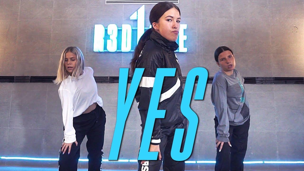 "Cardi B x Fat Joe x Annuel AA ""YES""   Mona Rudolf Choreography"