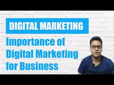 How Digital Marketing is Important for Business