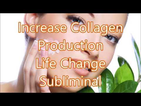 Increase Collagen Production - Life Change Subliminal