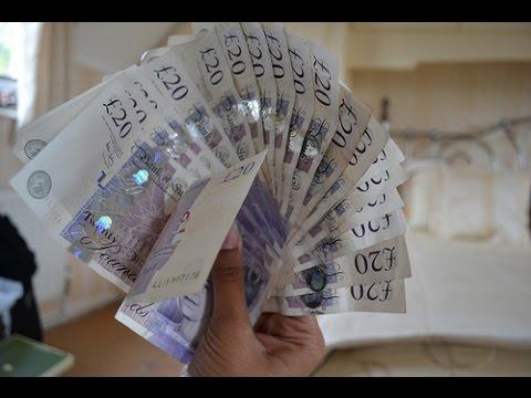 Quick Cash  - Powerful Chakra Balance Meditation Binaural Beats  - UK POUNDS (Wealth Attraction)