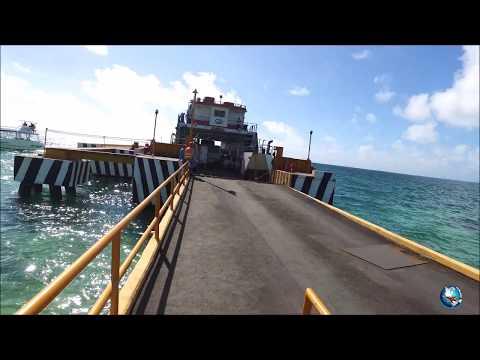 Punta Sam to Isla Mujeres 4K Ferry