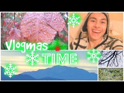 Vlogmas Time | VLOGMAS