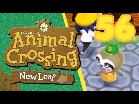 Animal Crossing: New Leaf - Day 56 - Weeding Day!