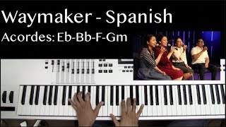 Sinach Way Maker Piano Chords Tutorial!!! - Vidly xyz