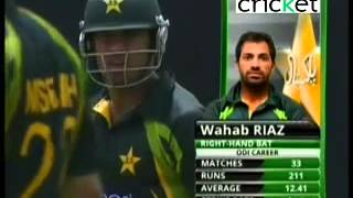 Pakistan vs West Indies 1st ODI Highlights   2013 part 2