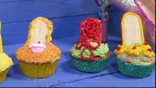 Shoe cupcake recipe | my virgin kitchen