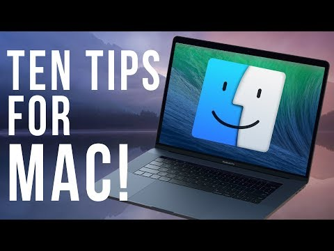 10 Mac Tricks You've Probably Never Heard Of!