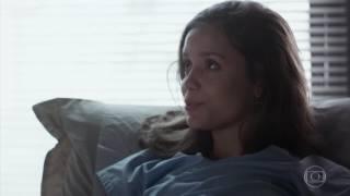 Evelyn Montesano em cena emocionante na novela