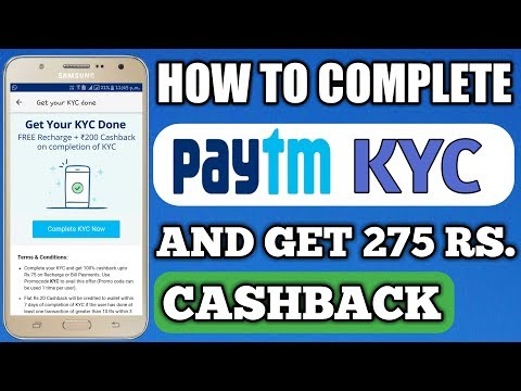 How To Complete Paytm KYC || HOW TO DONE PAYTM KYC