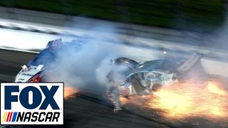 "Radioactive: Kansas - ""Holy (expletive), dude.""   NASCAR RACE HUB"