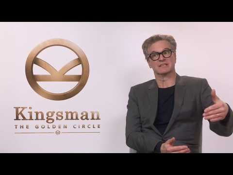 Colin Firth on PLAN B