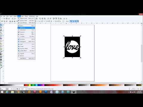 Using Inkscape to Create Custom Cameo Files