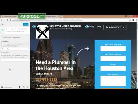 Creating A Website For Your Business Tutorial - 09