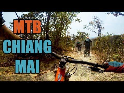 SCOUT CAMP TRAIL | Mountain Biking Chiang Mai Thailand