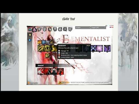 Guild Wars 2~ Elementalist Pre-Build!