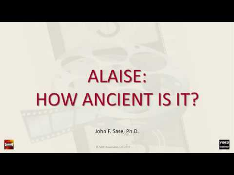 Alaise: How Ancient Is It?