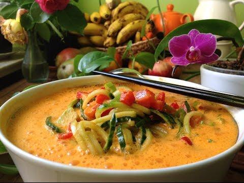 Bell Pepper Soup ~ Gourmet Recipe