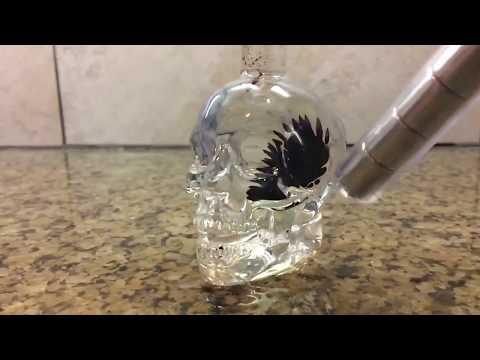Ferrofluid UV Lamp