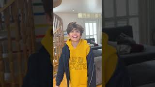 8 Year Old Loses His Mind! 🤣😱