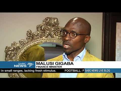 Treasury will stabilise the SA's rocketing debt levels: Gigaba