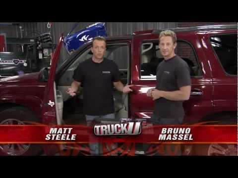 Total Automotive's Deluxe Hinge Repair Kit for 99-07 GM Trucks & SUV's on Truck U Speed Channel