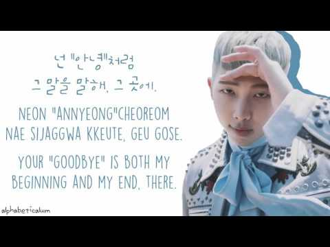 Love is Not Over (Full Length Edition) - BTS/Bangtan Sonyeondan | Color Coded/Hangul/Rom/Eng Lyrics