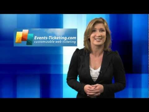 Easy-to-use, inexpensive event ticketing software that makes it simple to buy event tickets.