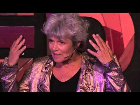 Landed, back to the body | Lisette Thooft | TEDxArnhem