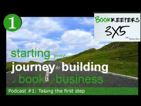 Build a Bookkeeping Business: Bookkeepers 3X5 Podcast Episode 1