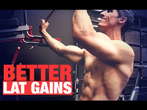 Do Lat Pulldowns Like This Instead (BETTER LATS GAINS!)