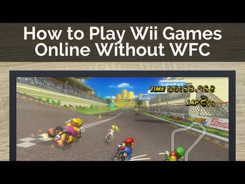 How to Play Wii Games Online