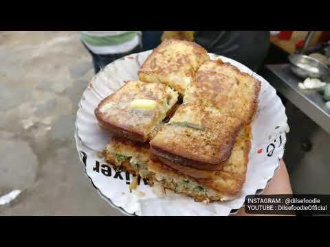 Mithlesh Omelette | Amul Butter | Tilak Nagar