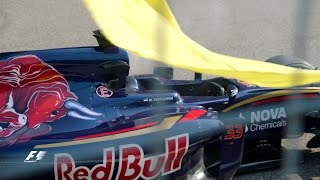 What Do All the Formula 1 Flags Mean?
