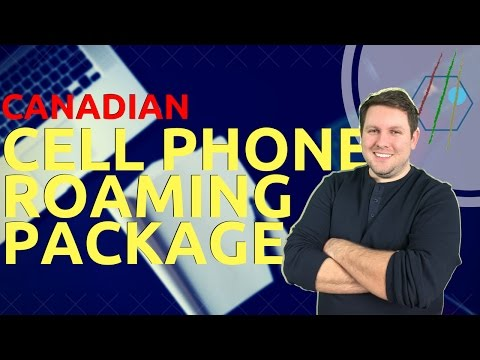 Use Your Mobile Phone Abroad (Canadians)