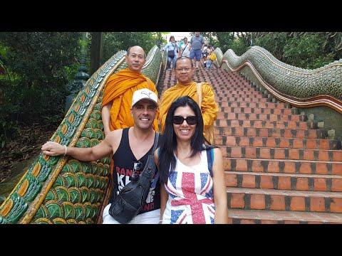 Chiang Mai Temple - Wat Doi Suthep