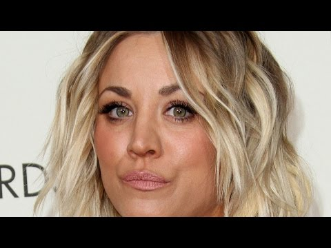 The 7 Saddest Things About Kaley Cuoco's Life