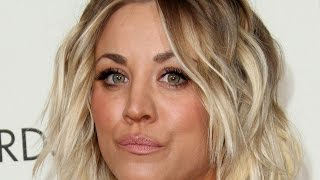 The 7 Saddest Things About Kaley Cuoco