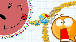 Agario - Experimental Mode Best Trolling Agar.io Funny Moments Compilation!