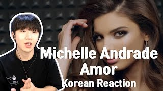 Michelle Andrade feat. MOZGI - Amor(Korean reaction) ㅣ 러시아음악