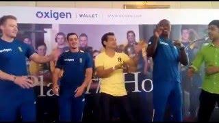 Watch David Miller,Quinton de kock and Kagiso Rabada Rare Dancing