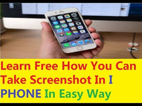 How To Take A Screenshot On IPhone - Free Tips And Tricks