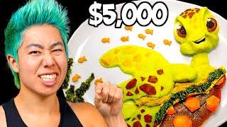 Best Food Art Wins $5,000 Challenge!   ZHC Crafts