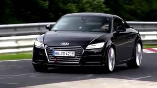 Audi TT RS Coupe 2016 Model Car