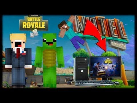 If Minecraft Players Play Fortnite